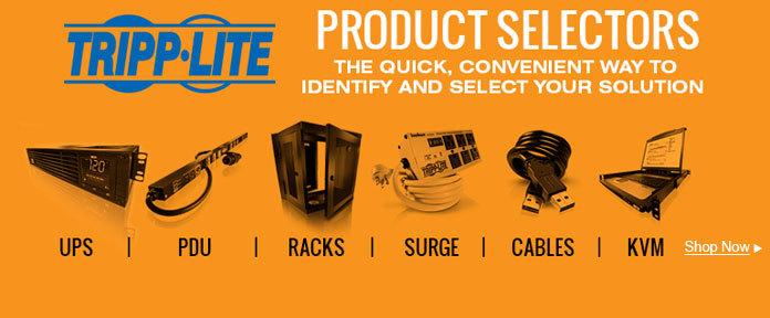Tripp Lite Product Selectors