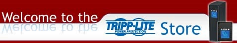 Welcome to the Tripp Lite Store
