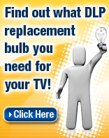 Find out what DLP replacement bulb you need for your TV