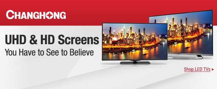 UHD & HD Screens You Have to See to Believe