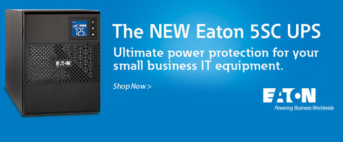 The New Eaton 5SC UPS