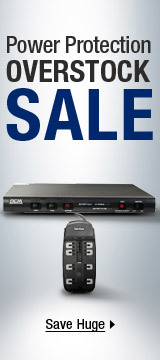 Power protection overstock sale