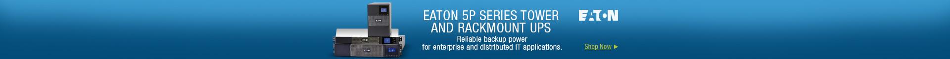 EATON 5P SERIES TOWER AND RACKMOUNT UPS
