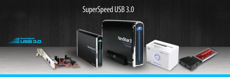 Vantec - SuperSpeed USB 3.0