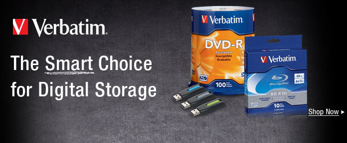 The Smart Choice for Digital Storage