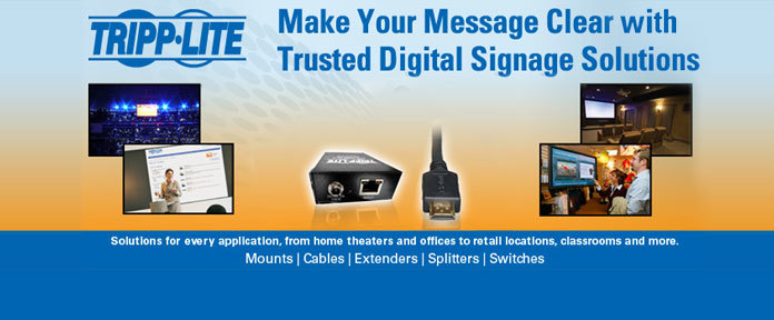 Make Your Message Clear with Trusted Digital Signage Solutions