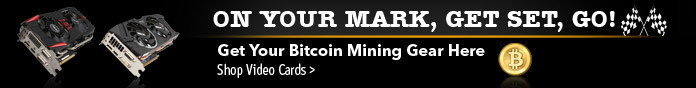 Get Your Bitcoin Mining Gear Here