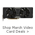 March Video cards