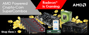 Be Your Own Boss with AMD Powered Crypto-Coin SuperCombos