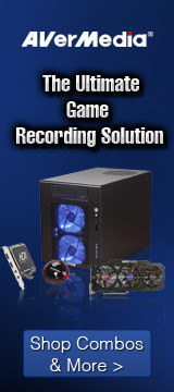The Ultimate Game Recording Solution