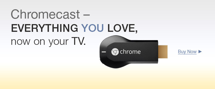 Everything you love, now on your TV