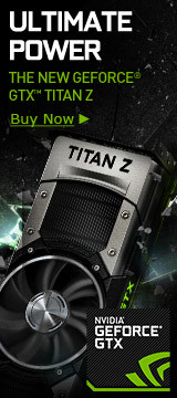 THE NEW GEFORCE GTX TITAN Z