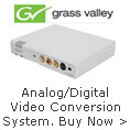 Analog/Digital Video Conversion System