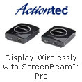 Display wirelessly with ScreenBeam Pro