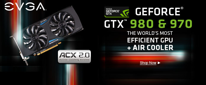 GEFORCE GTX 980 & 970