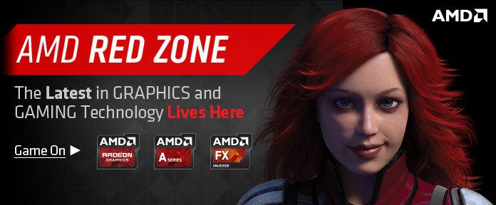 AMD RED ZONE