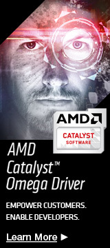 AMD Catalyst™ Omega Driver