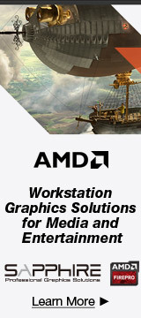 AMD FirePro™ GPUs: Delivering certified performance and reliability for demanding digital media workflows