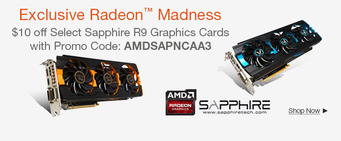 Exclusive Radeon Madness