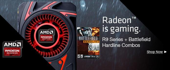 Radeon™ is gaming