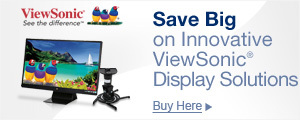 Innovative ViewSonic Display Solutions