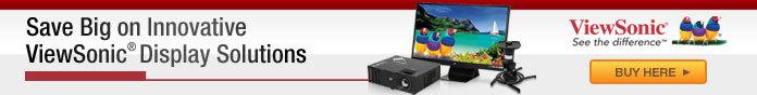 Innovative ViewSonic Display Solutions