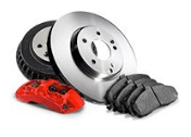 Brake Parts and Wheel Bearings
