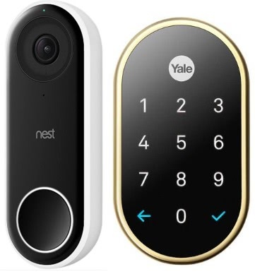 Smart Door Locks & Access