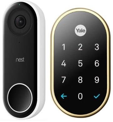 Smart Door Locks & Access