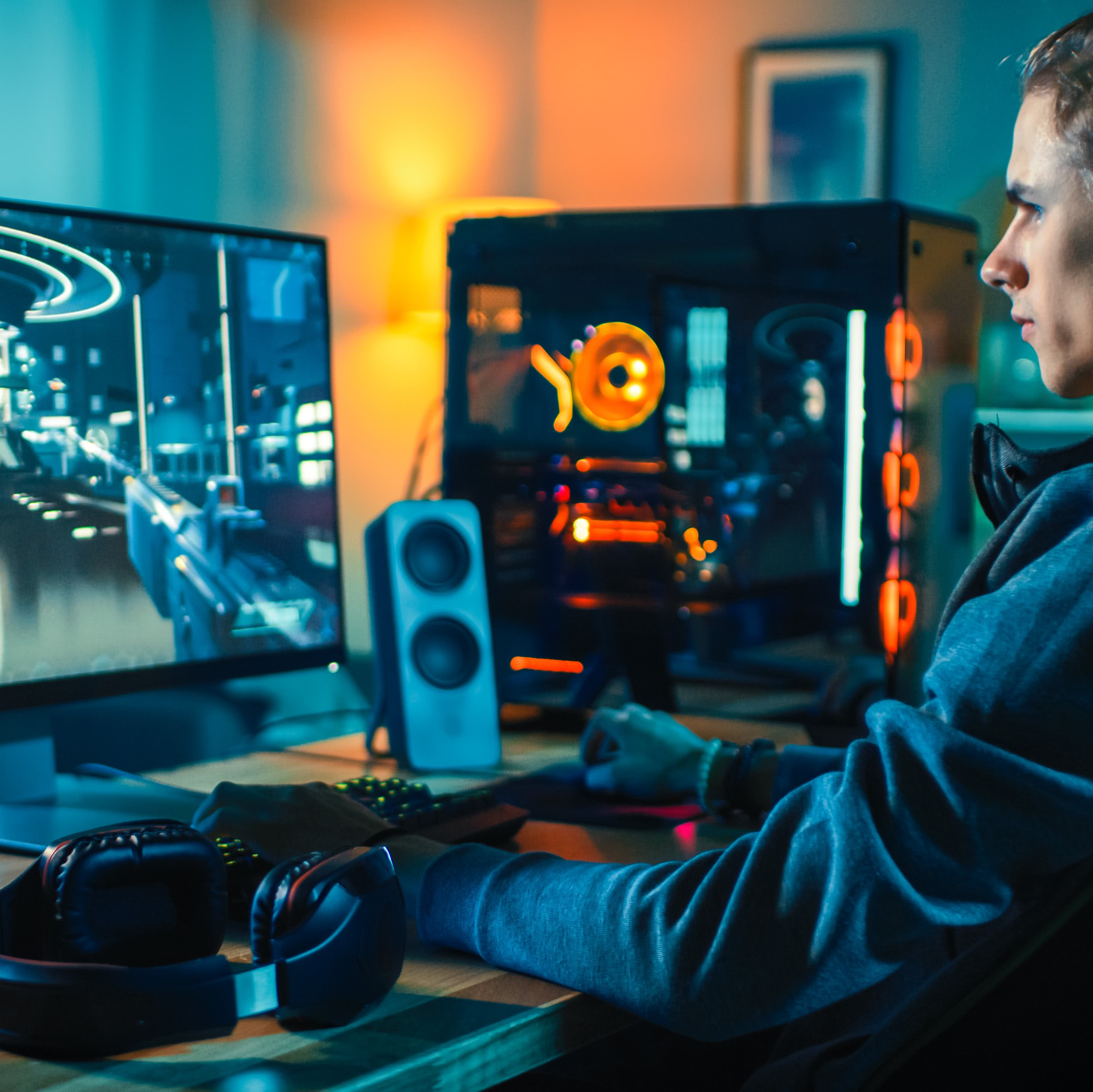 Life & Living - Gaming & Computers
