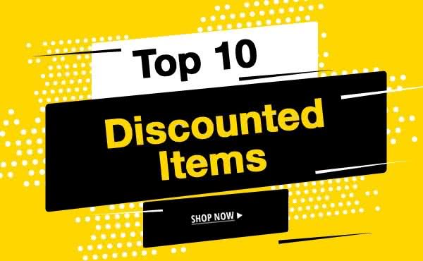Seller Select Top 10 Discounts