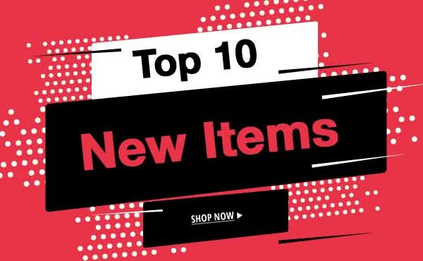 Seller Select New Items Top 10