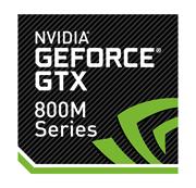 GTX 800M Series