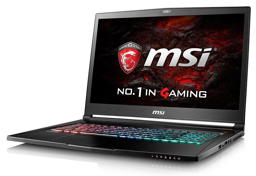 Nvidia GTX 10  Gaming Laptops
