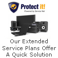 Our Extended Service Plans Offer A Quick Solution