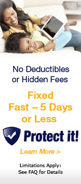 No Deductibles or hidden Fees