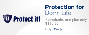 Protect it! for Dorm Life