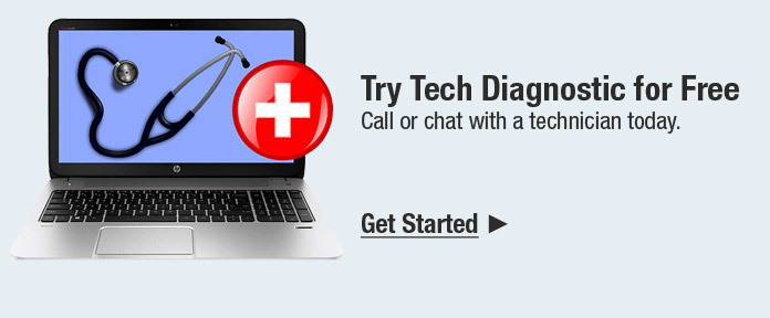 Try Tech Diagnostic for Free