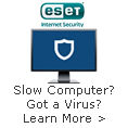 Slow Computer? Got a Virus?