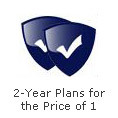 2-Year Plans for the Price of 1