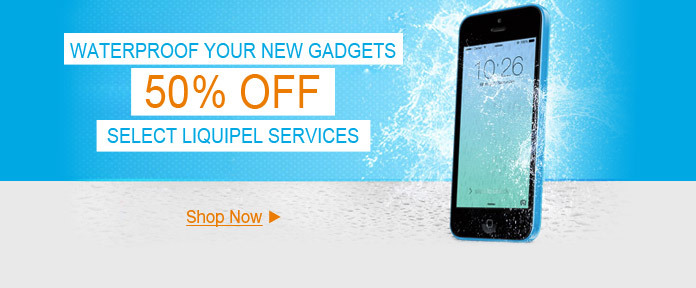 Waterproof Your New Gadgets