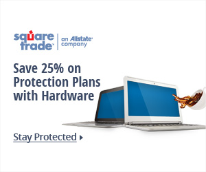 Save 25% on Protection Plans with Hardware