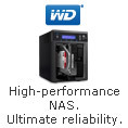 WD High-Performance NAS