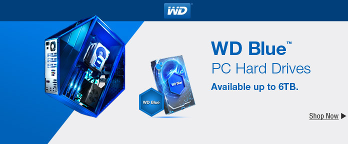 WD Blue™ PC Hard Drives