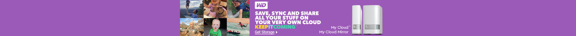 SAVE, SYNC AND SHARE