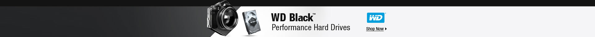 WD Black™ Performance Hard Drives