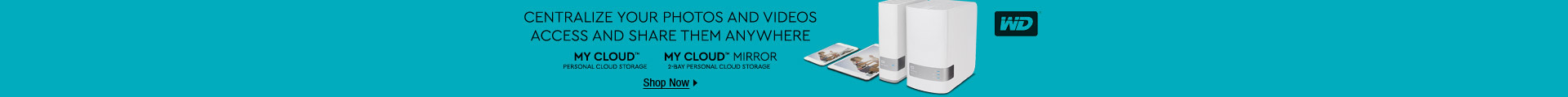 Centralize Your Photos and Videos
