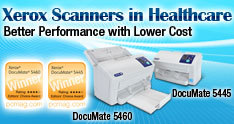 Xerox Scanners in Healthcare