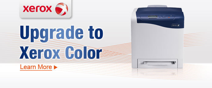 Upgrade to Xerox Color