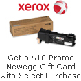Get a $10 Promo Newegg Gift Card with Select Purchase